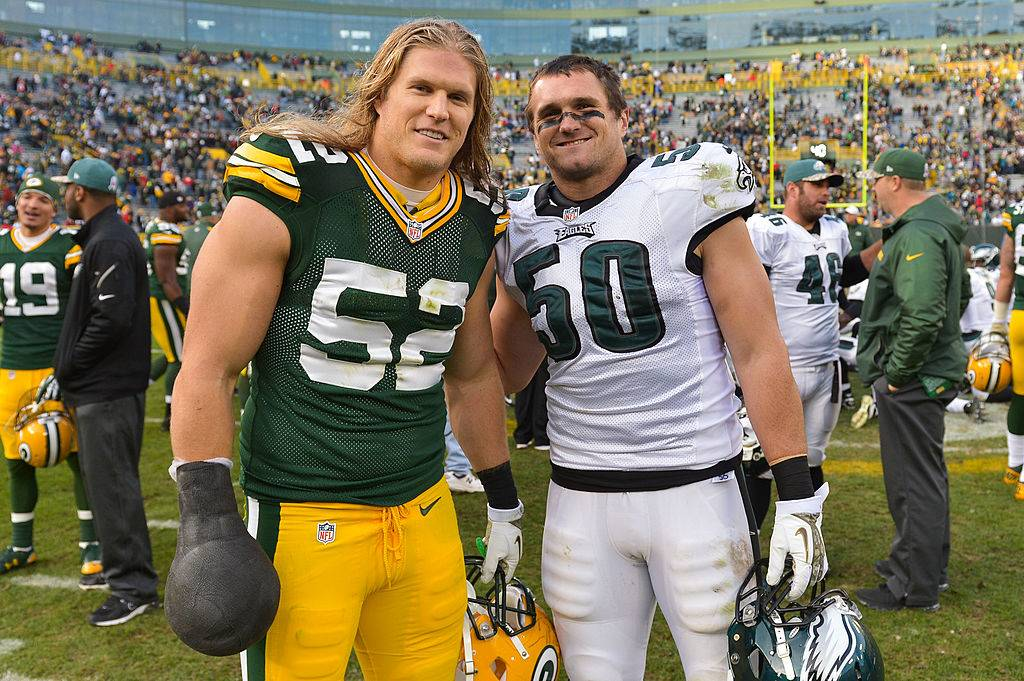 casey and clay matthews
