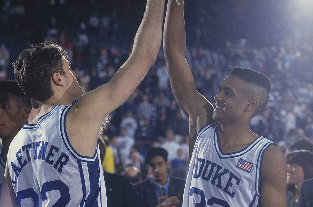 grant hill at duke