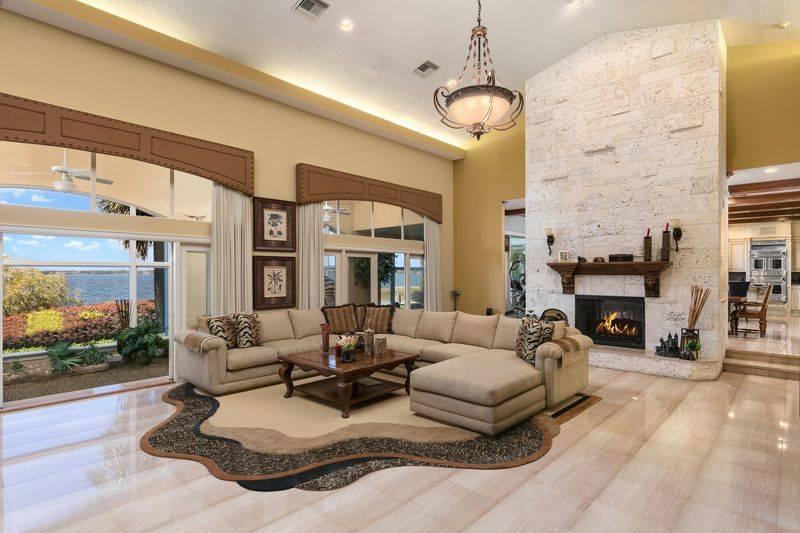 shaq-fireplace