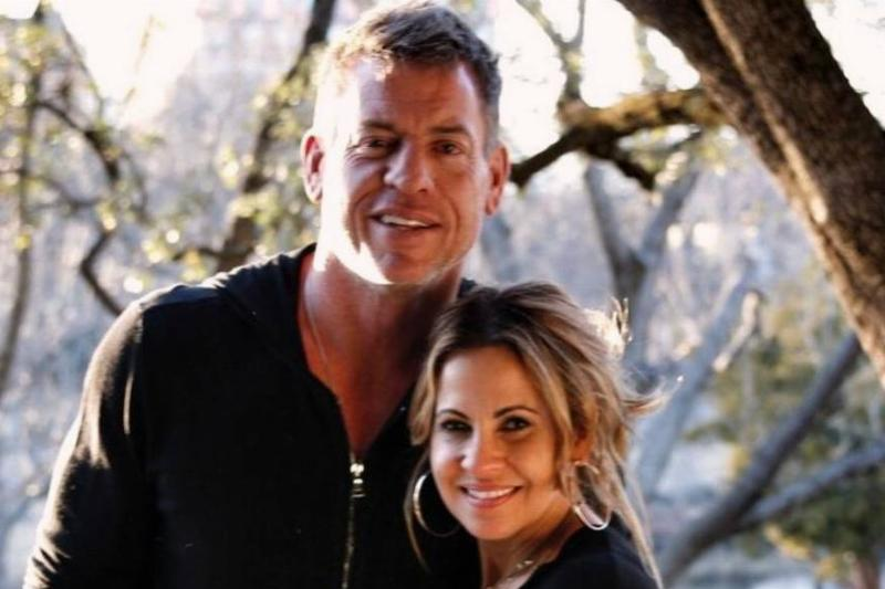 troy aikman and catherine mooty
