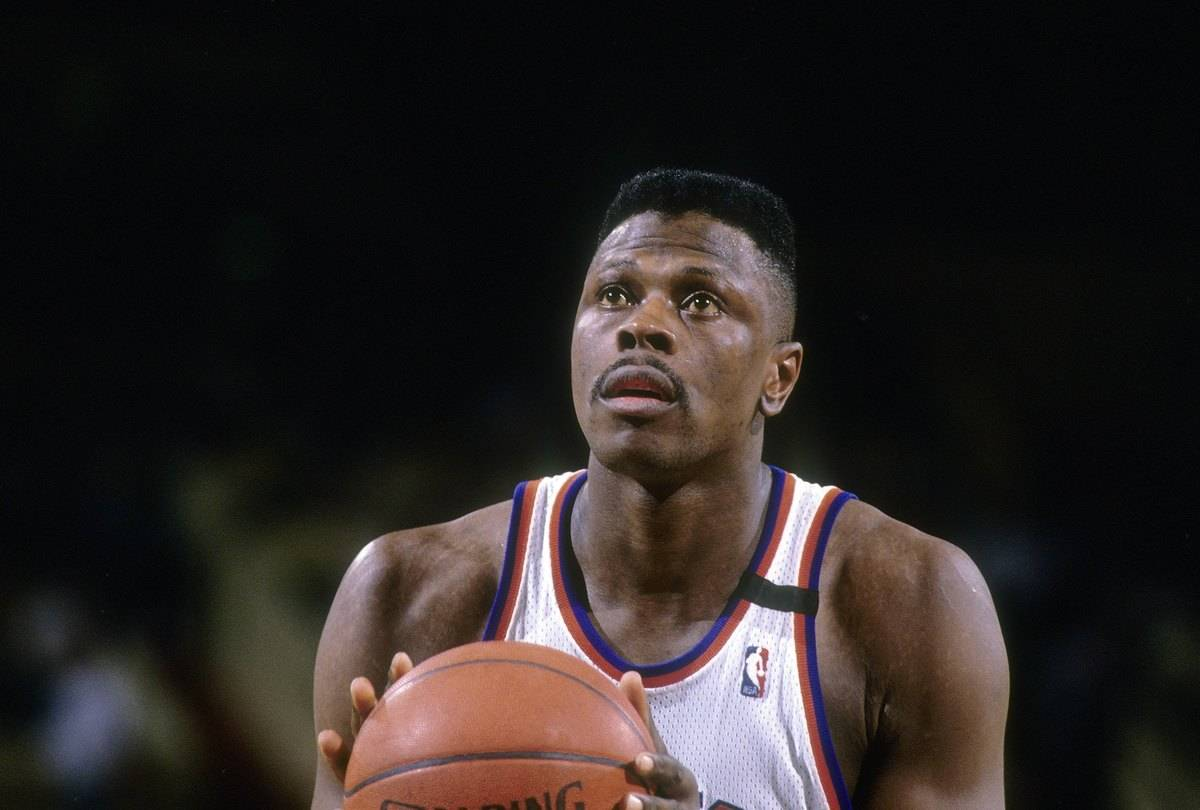 parick ewing nba