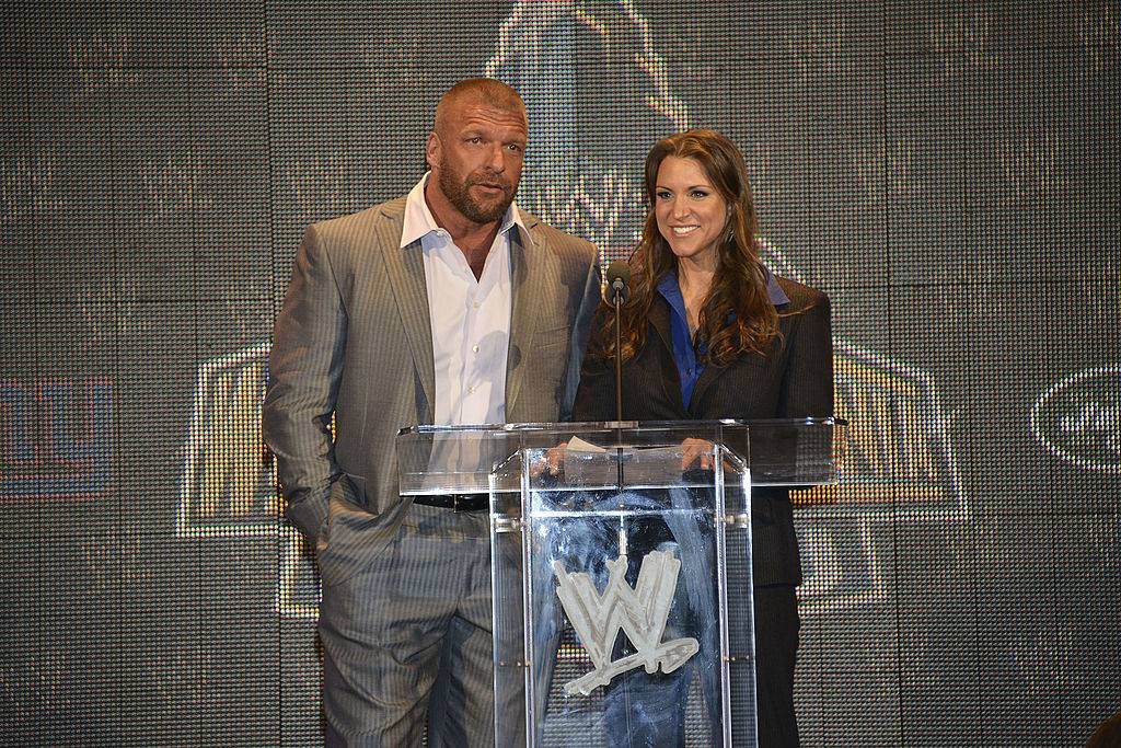 stephanie mcmahon and husband