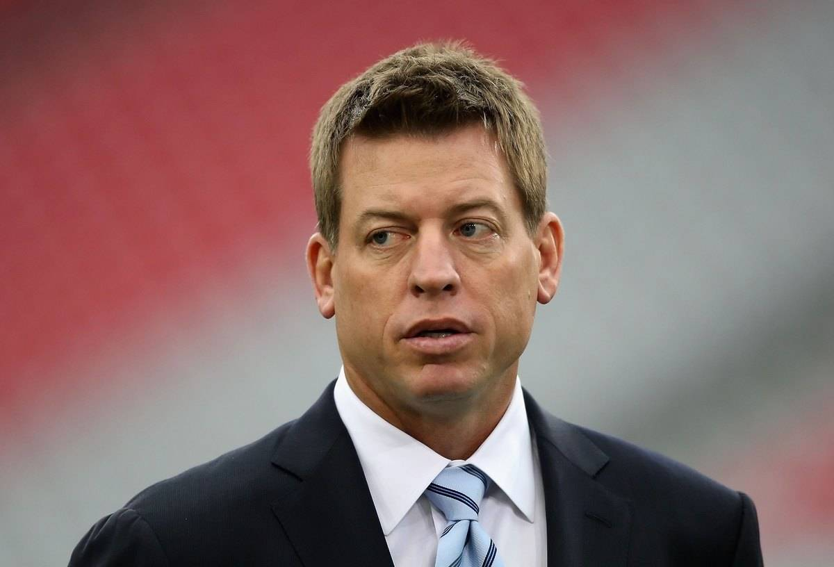 troy aikman on parenting