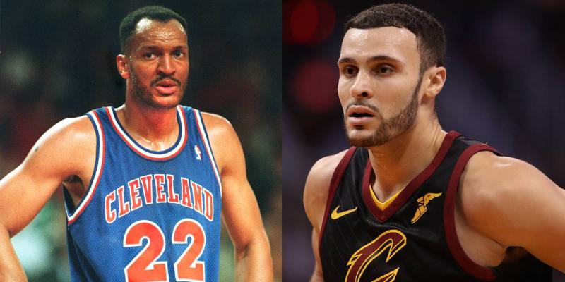 Larry Nance and Larry Nance Jr.