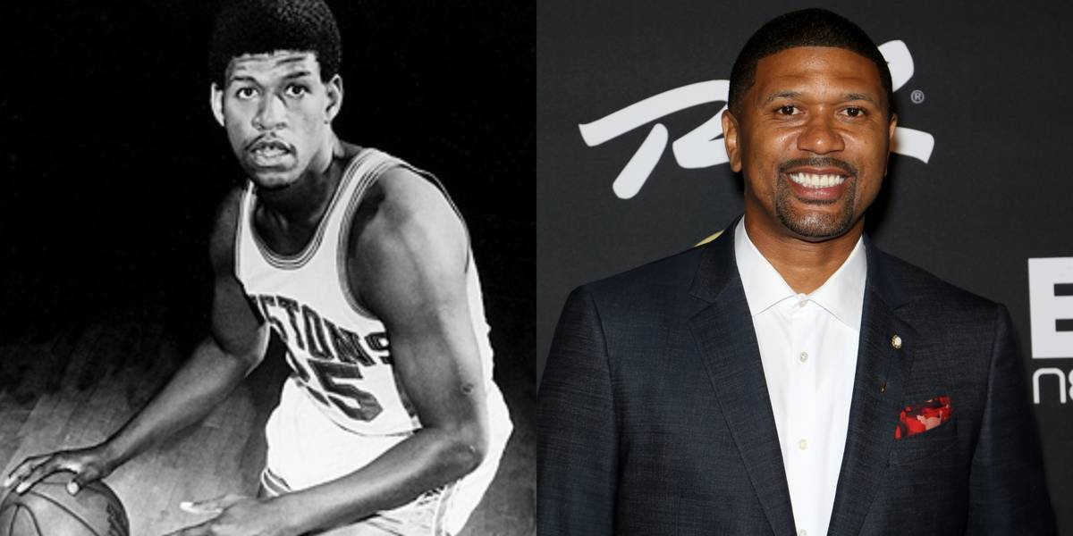 Jimmy Walker And Jalen Rose