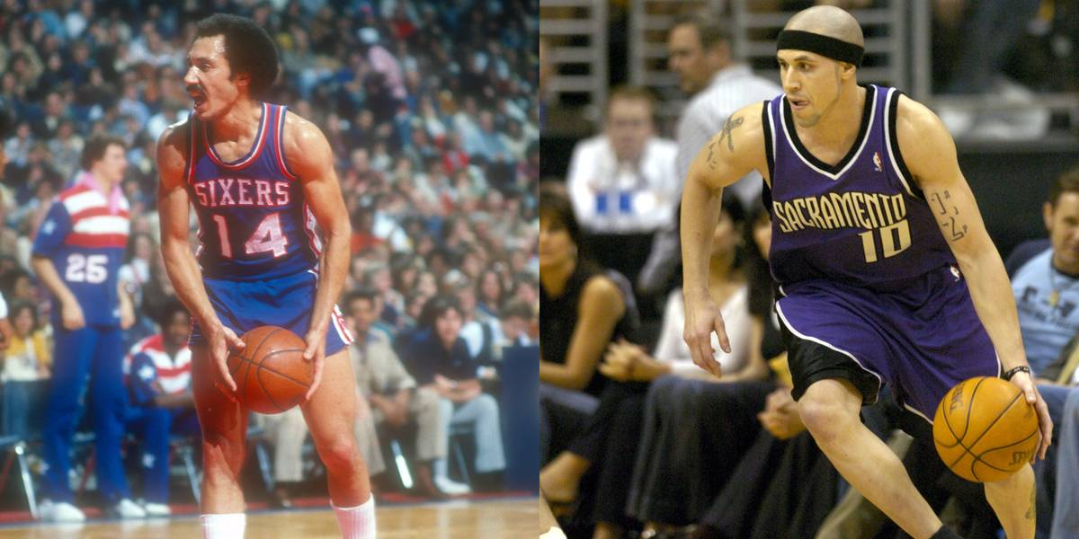 Henry Bibby And Mike Bibby