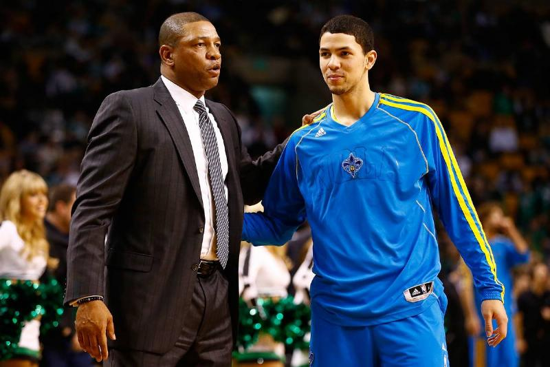 Doc Rivers and Austin Rivers