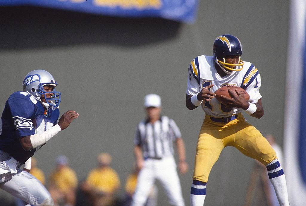charlie joiner chargers