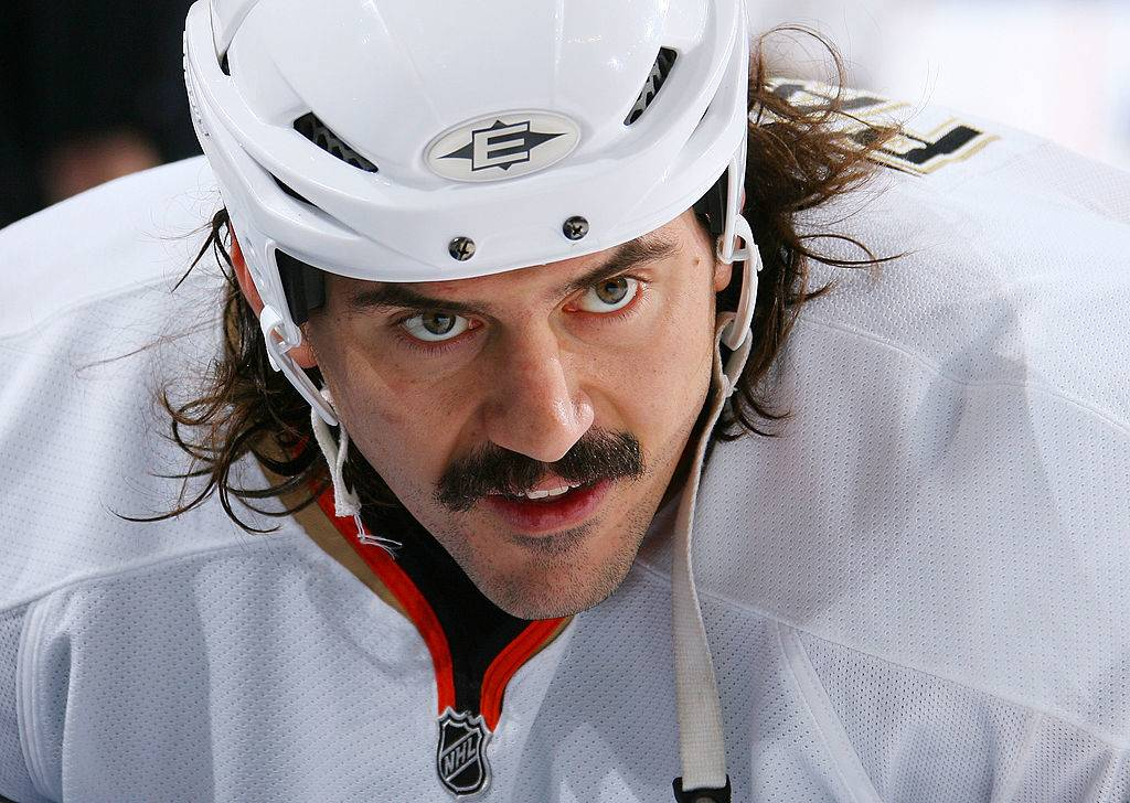 george parros nhl