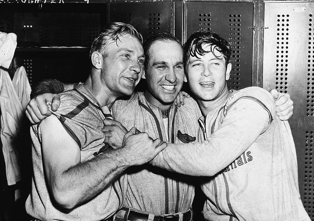 1942 cardinals