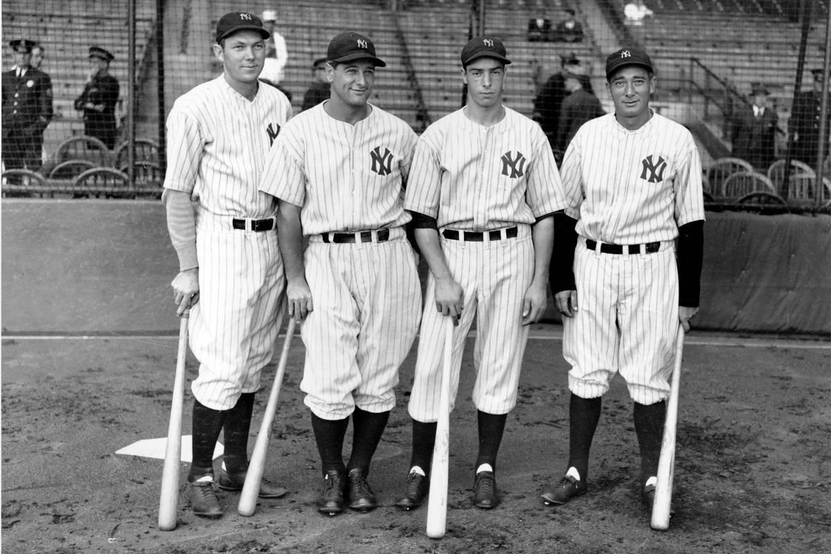 yankees 1936