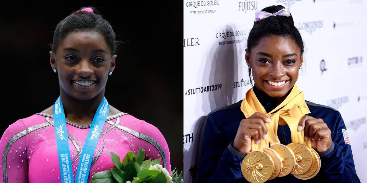 Simone Biles - Gymnastics