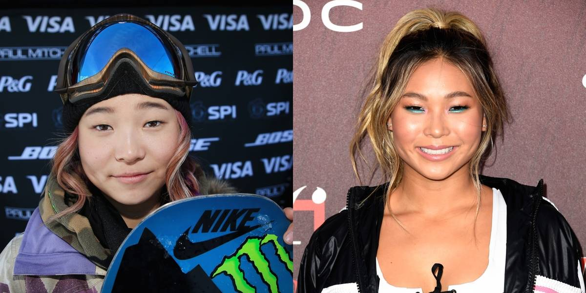 Chloe Kim - Snowboarding
