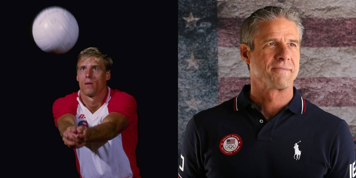 Karch Kiraly - Volleyball