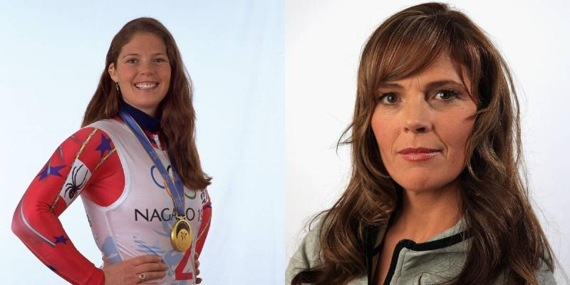 Picabo Street - Skiing
