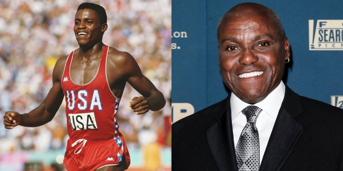 Carl Lewis - Track And Field