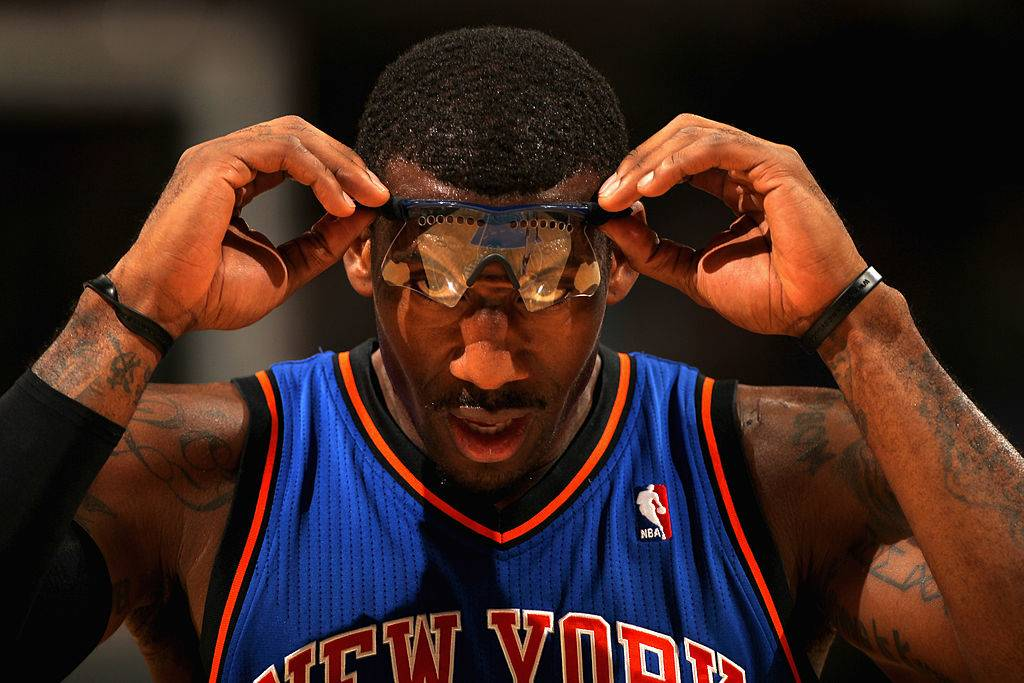 amare stoudemire knicks