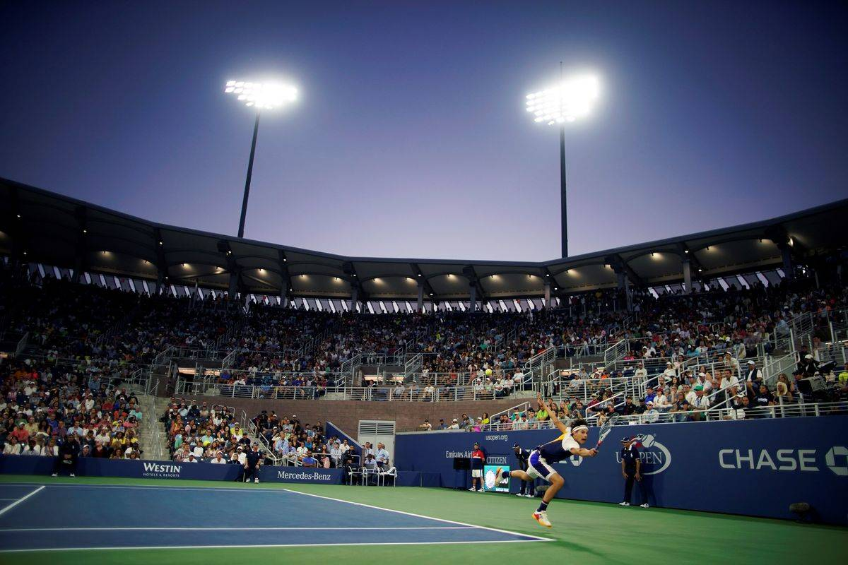 1975 Added Night Tennis To The Tournament