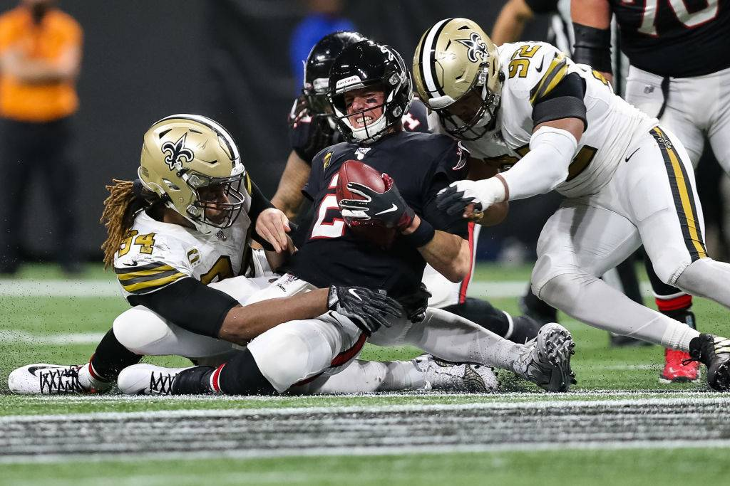 new orleans saints edge rushers