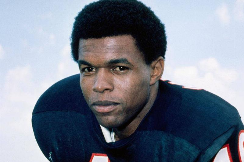 RB Gale Sayers - 1972
