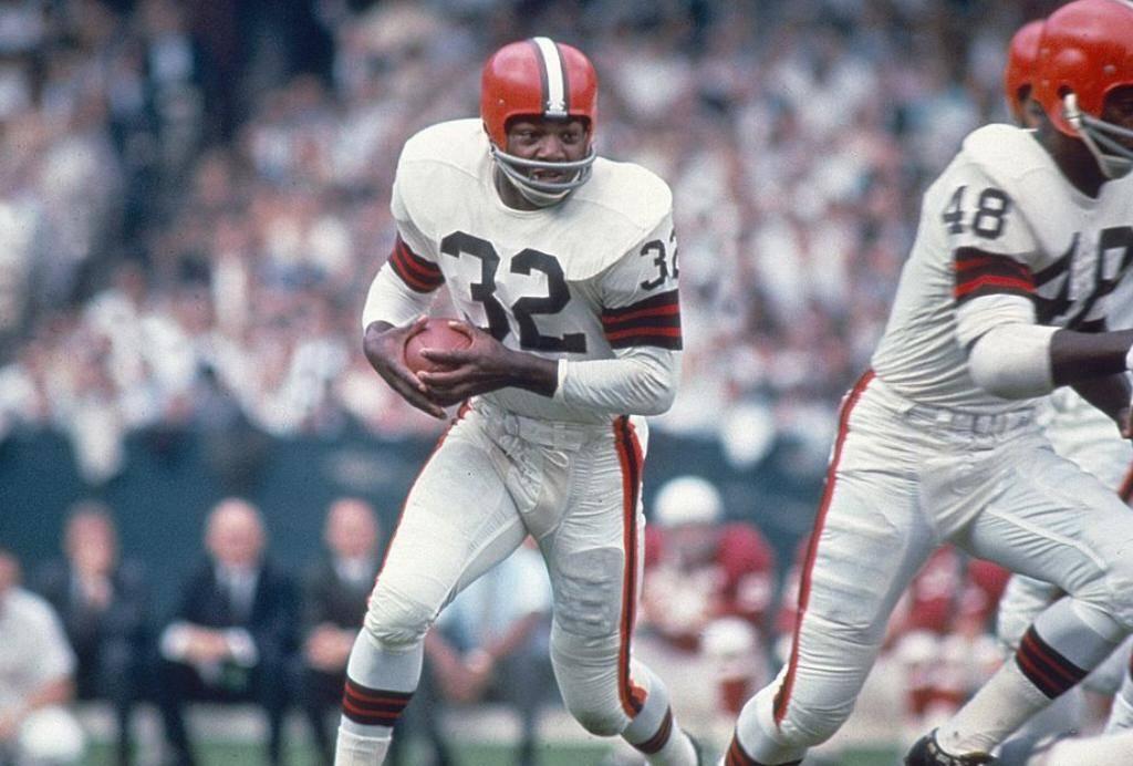 RB Jim Bown - 1966