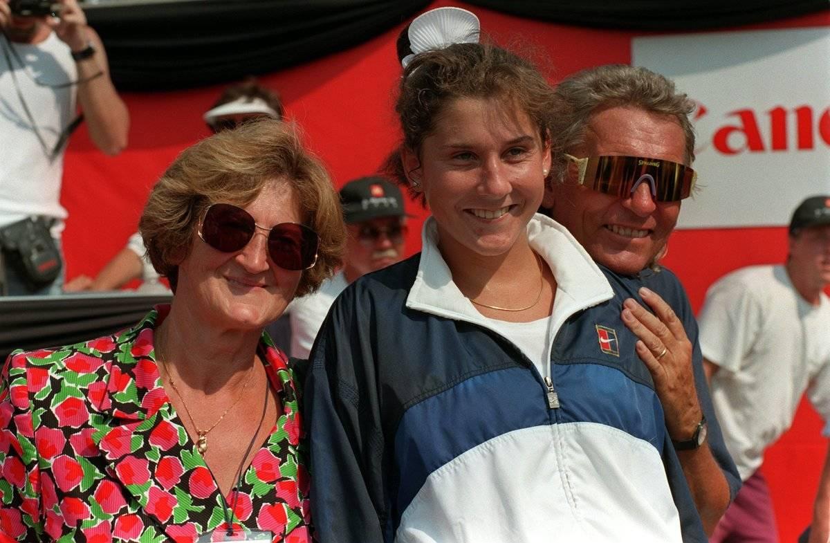 The 1995 Return Of Monica Seles