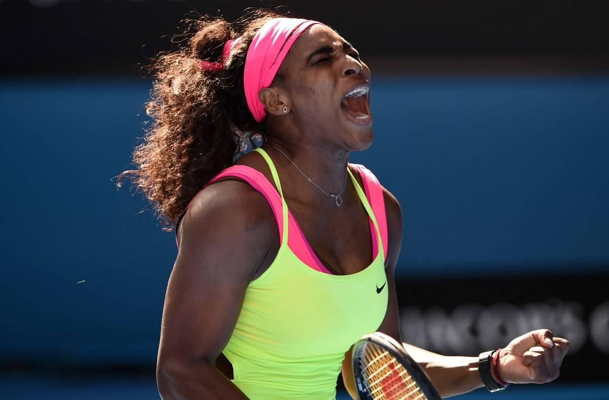 The 2015 Upset: Serena Williams Vs. Roberta Vinci