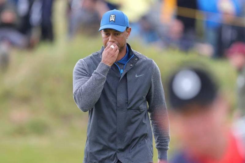 Tiger Makes A Public Apology