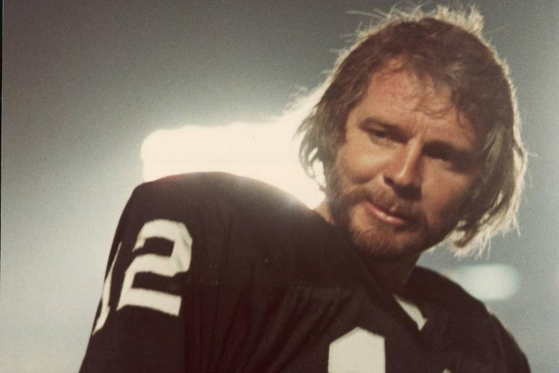 Ken Stabler raiders