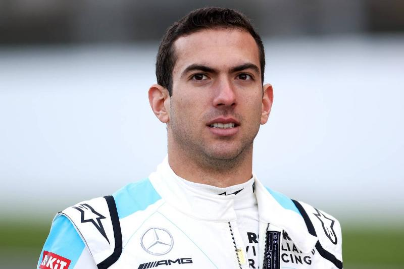 Nicholas Latifi - Williams