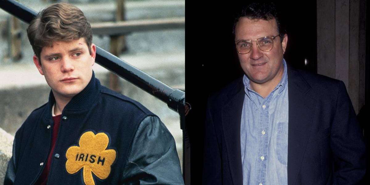 Sean Astin As The One And Only Rudy
