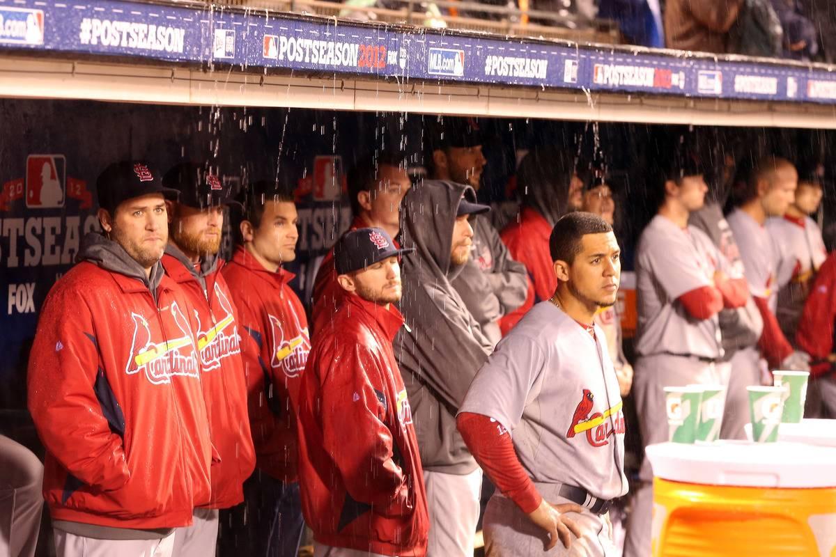St Louis Cardinals nlcs collapse