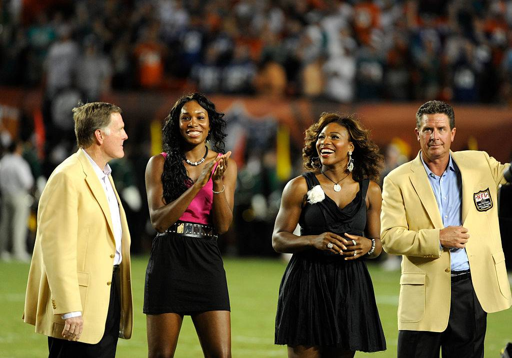 williams sisters owners of the dolphins