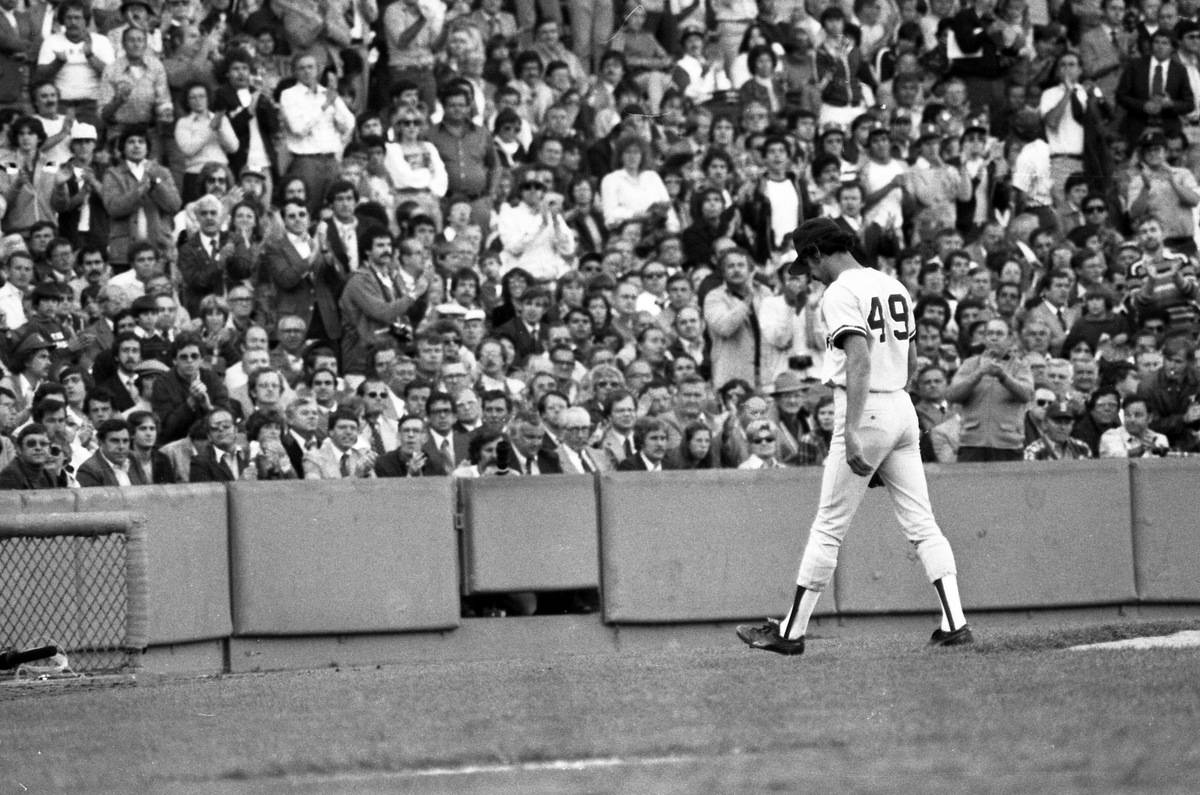 Yankees Versus the Red Sox for the 1978 division title