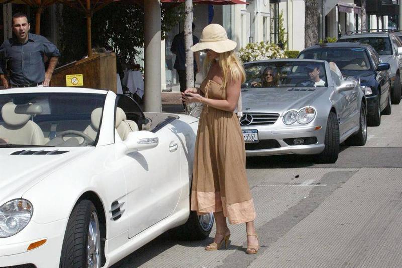 Britney Spears' SL 500