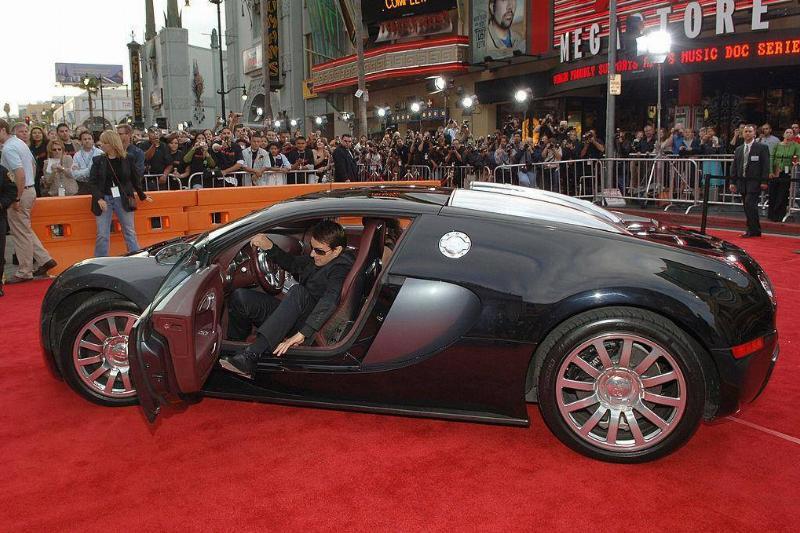 Tom Cruise Has Plenty of Whips