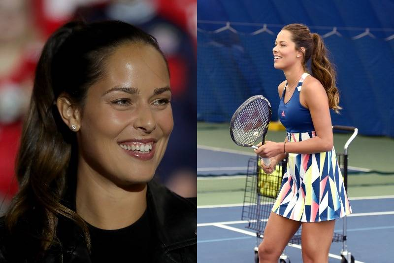 Ana Ivanović Has The Best Smile