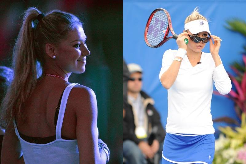 Anna Kournikova Has Been Named One Of The Most Beautiful People In The World