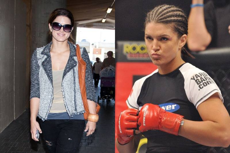 Gina Carano Is The Face Of Women's MMA For A Reason