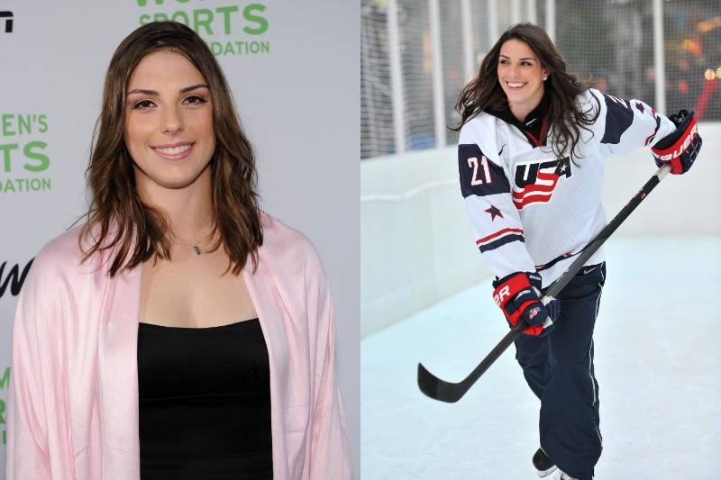 Hilary Knight Plays Hockey #LikeAGirl