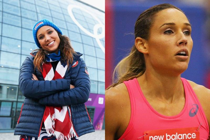 Lolo Jones Is A Triple Threat: Two-Sport Olympian And Beatuiful
