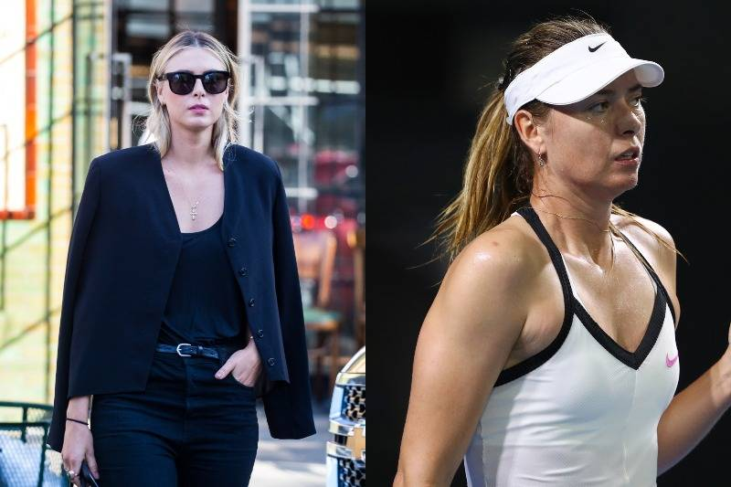 Maria Sharapova Was A No. 1 Singles Player And Is A No. 1 Beauty