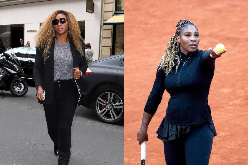 Serena Williams Brings Beauty And Grace To The Tennis Court