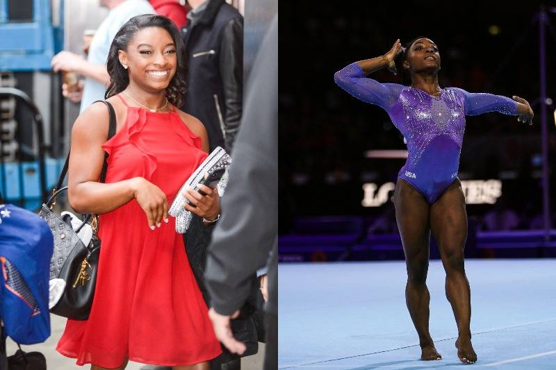 Simone Biles Is Way More Than Just A Pretty Face