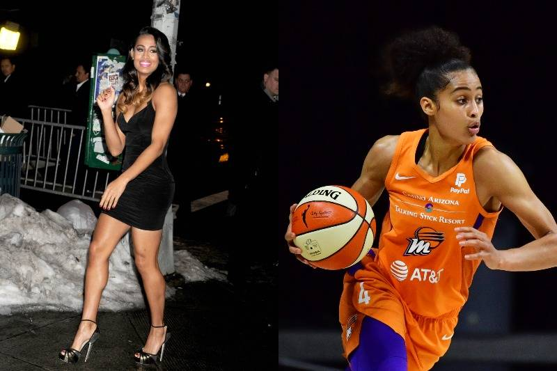 Skylar Diggins Brings Some Beauty Onto The Court