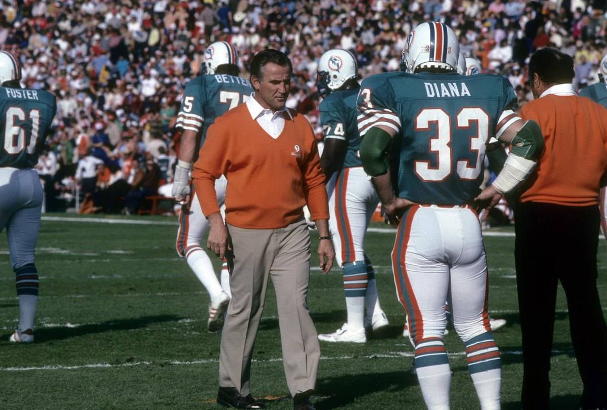 don shula in the super bowl