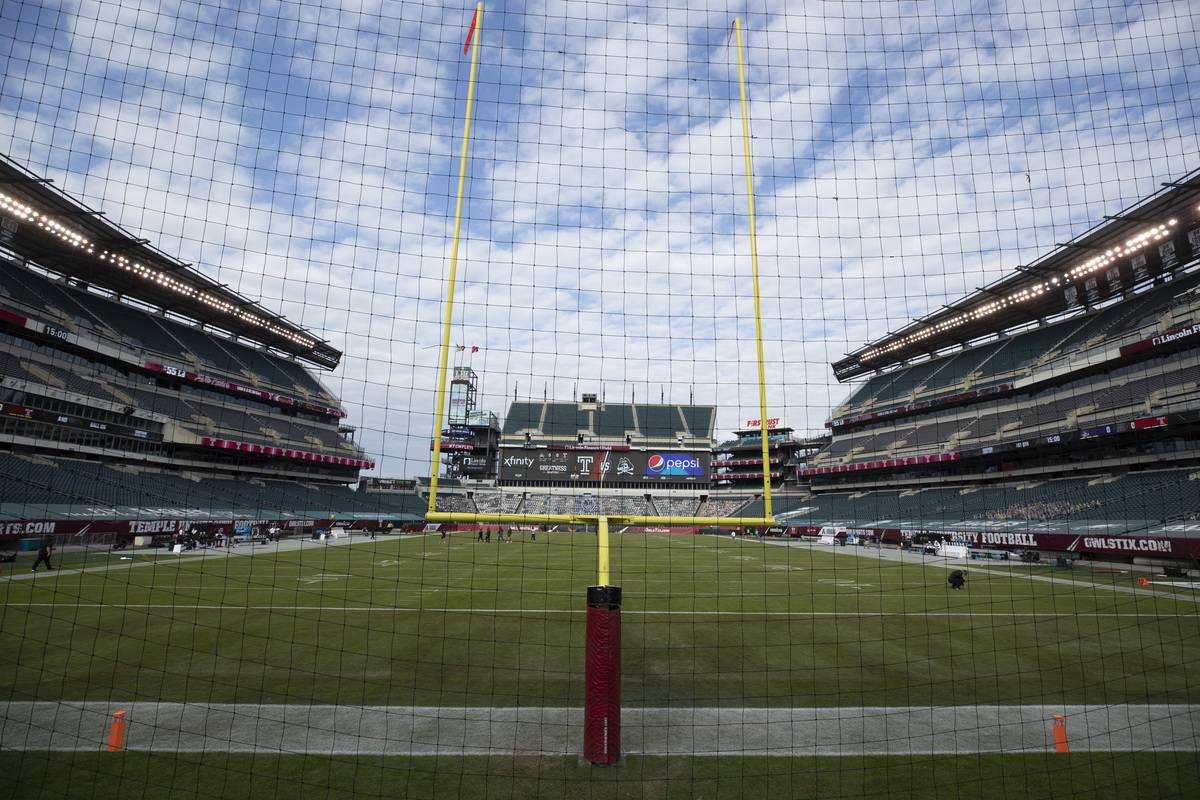 Temple university at lincoln financial field