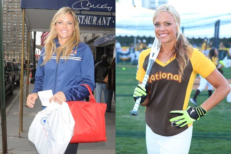 The Gorgeous Jennie Finch