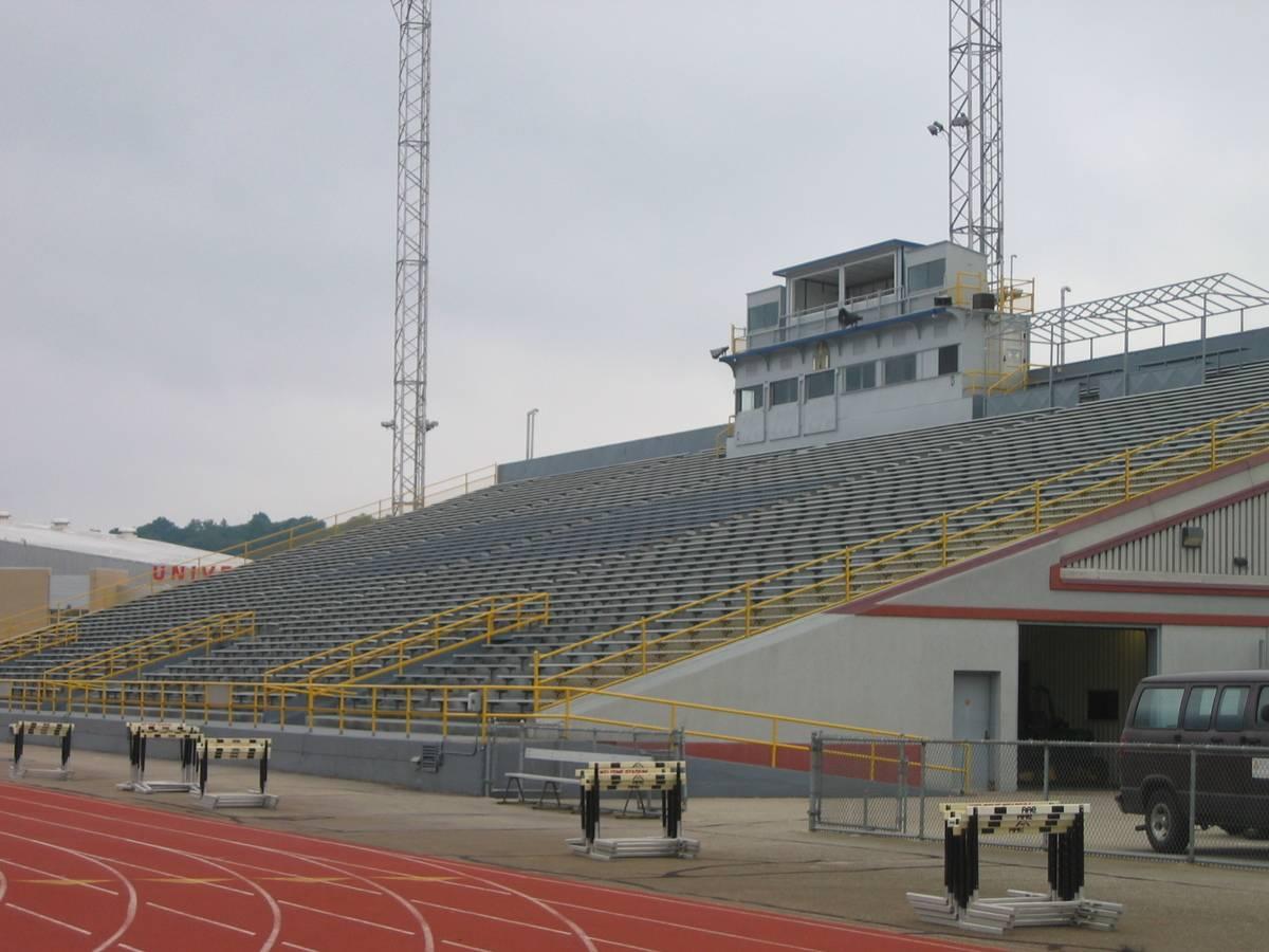 Welcome Stadium dayton ohio