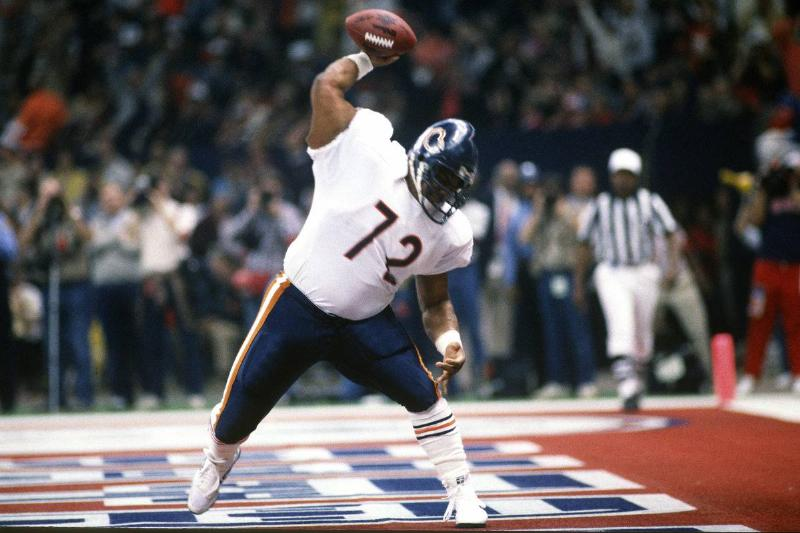 william perry super bowl
